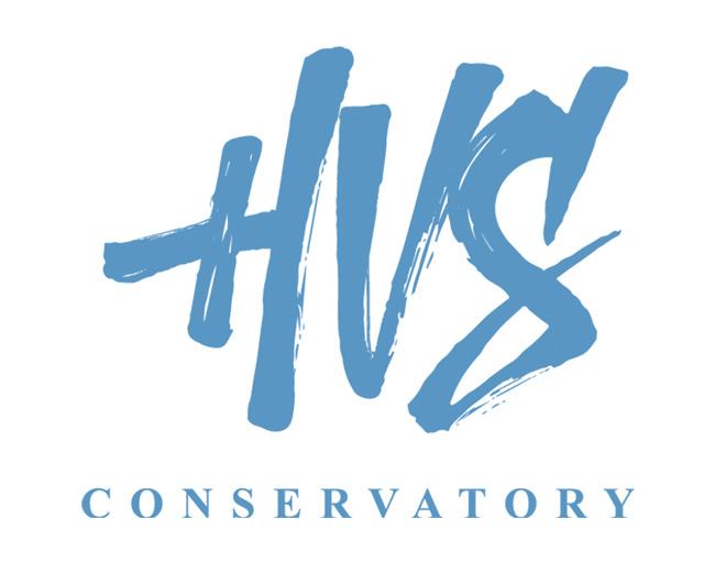 HVS Conservatory blue logo